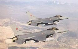 العراق: طائرات تركية نفذت ضربات جوية في الموصل