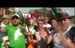 """تحرك حافلتي السنغال والجزائر لـ ستاد القاهرة قبل نهائي """"كان 2019"""""""