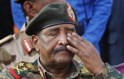 حاملا رسالة من الملك سلمان... البرهان يستقبل السفير السعودي