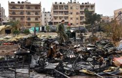 سوريا… المسلحون يقصفون بلدات في اللاذقية وحماة وحلب