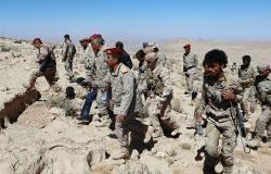 """تقدم ميداني ضد """"أنصار الله""""... الجيش اليمني يعلن تحرير مناطق استراتيجية على حدود السعودية"""