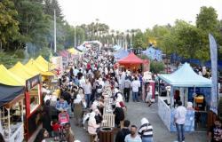"""""""شارع الأكل"""" في دمشق... مهرجان سنوي يجمع الطباخين بـ""""الأكيلة"""" (فيديو+صور)"""