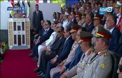 """#السيسى مازحاً : """"ياسر بيقول إن مصر محفوظة .. يعنى مش هنقوم بالواجب ولا إيه .. لا فى دور لينا """""""