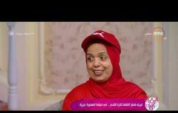 السفيرة عزيزة - حنان فؤاد .. تتحدث عن الطموحات المستقبلية لفريق قصار القامة لكرة القدم