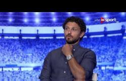 """حسام غالي: """"مانويل جوزيه"""" بيعرف يفرق بين الخلاف الشخصي والشغل"""