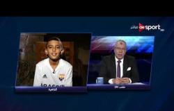 """محمود حسام غالي: أفتقد لعب والدي """"حسام غالي"""" لكرة القدم.. وبشجعه في منصبه مع الجونة"""