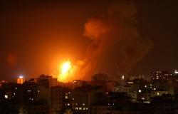 """مصدر عسكري: إصابة 4 جنود بجروح إثر سقوط صاروخ إسرائيلي في منطقة """"نبع الصخر"""" السورية"""