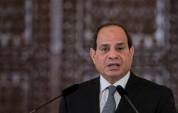 """الرئيس المصري يوجه رسالة إلى """"سر القوة العظيمة"""""""