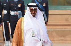محمد بن زايد يصل إلى السعودية بعد أيام من اشتباكات عنيفة في عدن