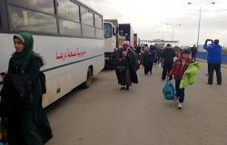 عودة أكثر من 1.7 ألف لاجئ سوري إلى الوطن خلال الــ 24 الساعة الأخيرة
