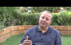 شوقي غريب: المنتخب الأولمبي لازم يرجًع الأمل تاني للجمهور والشعب المصري