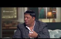 صاحبة السعادة - عبدالباسط حمودة : اللى اكتشفنى سعيد جلال شافني وانا بغني فى الشارع