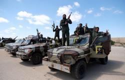 الجيش الوطني الليبي يعلن مقتل عدد من قوات حكومة الوفاق في طرابلس