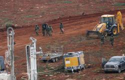 بالفيديو... حدث في جنوب لبنان كاد أن يوقع كارثة للجيش الإسرائيلي