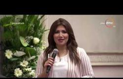 8 الصبح - الرئيس عبد الفتاح السيسي يصل مقر الاحتفال بعيد العلم