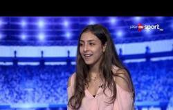 رانيا الحمامي: أتمنى أن أكون من ضمن أفضل 10 لاعبات إسكواش في العالم هذا الموسم