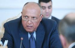 """الخارجية المصرية لأمريكا: حل القضية الفلسطيني ينبغي أن يكون على أساس """"حل الدولتين"""""""