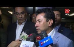أول تصريح لأشرف صبحي وزير الشباب والرياضة بعد فوز منتخب ناشئي اليد بكأس العالم