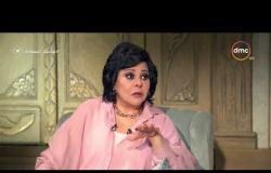 صاحبة السعادة-هزار إسعاد يونس مع صالح جمعة:والدتي بتشجع الأهلي والزمالك