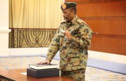 فيديو.. البرهان يؤدي القسم رئيساً للمجلس السيادي السوداني