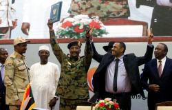 أعضاء مجلس السيادة في السودان يؤدون اليمين