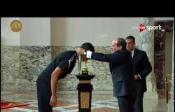 أحمد العطار: تكريم الرئيس السيسي للاعبي كرة اليد أعطاهم دفعة معنوية كبيرة