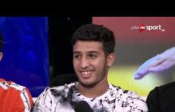 """زياد أحمد: نفسي ألعب للزمالك """"متسيد كرة اليد في مصر"""""""