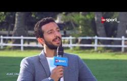 محمد رشوان يوضح علاقته بالسوشيال ميديا