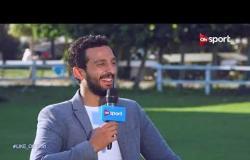 محمد رشوان يروى ذكريات أول بطولة حصل عليها فى لعبة الجودو وصولا لميدالية اولمبياد لوس أنجلوس