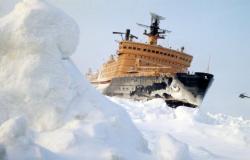 مصنعان روسيان يوقعان عقدا لبناء كاسحات جليد نووية