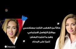 """بعد حلقة """"السمنة"""".. مشاهير وفنانون يهاجمون ريهام سعيد"""