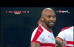 شيكابالا يحرز الهدف الثالث لنادي الزمالك في مرمى ديكاداها - دوري أبطال إفريقيا
