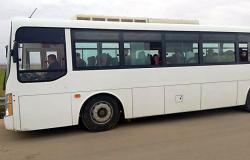 الأردن... إطلاق نار على حافلة سياحية في البترا