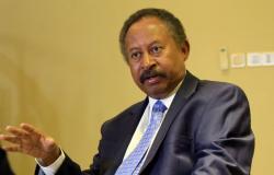 حمدوك: السودان بحاجة إلى 1-2 مليار دولار ودائع بالعملة الأجنبية في الأشهر الثلاثة المقبلة