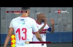 شيكابالا يحرز الهدف الرابع بطريقة رائعة لنادي الزمالك في مرمى ديكاداها - دوري أبطال إفريقيا