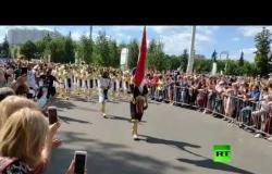 أغنية كاتيوشا الروسية على لحن الجيش المصري