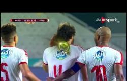 الهدف الخامس لنادي الزمالك بقدم محمود علاء في مرمى ديكاداها - دوري أبطال إفريقيا