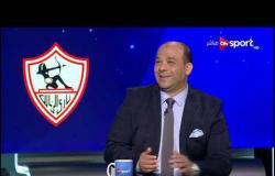 """وليد صلاح الدين يتحدث عن آداء """"بن شرقي"""" في المباراة أمام ديكاداها"""