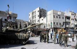 سقوط عدة بلدات في ريف حماة الشمالي بيد النظام السوري
