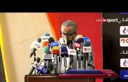 المؤتمر الصحفي للجنة الخماسية المكلفة بإدارة اتحاد الكرة المصري