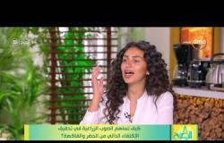 8 الصبح - د. محمد القرش: مشروع الصوب الزراعية له 3 مميزات اهمها التحكم في الاسعار