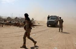 """خسائر فادحة لـ""""أنصار الله"""" في الأرواح والعتاد بعد محاولات للتقدم وسط اليمن"""