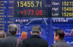 استقرار نيكي الياباني بالختام مع ترقب التطورات التجارية