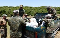 بالفيديو... الجنود السوريون على جبهات ريف اللاذقية بانتظار مصير الهدنة