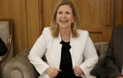 سلمى اللومي تنفي انسحابها من سباق الانتخابات الرئاسية التونسية