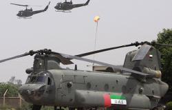 """بالفيديو... استقبال مهيب لجثامين جنود إماراتيين قتلوا في """"أرض العمليات"""""""