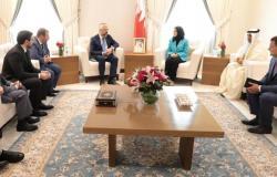 رئيسة النواب البحريني: حريصون مع روسيا على مكافحة الإرهاب