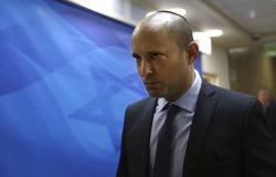 """رئيس حزب إسرائيلي ينشر خريطة لـ""""صفقة القرن"""""""