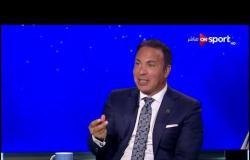 عماد متعب: عبد الله جمعة مميز كظهير أيسر ويجب ألا نحاسبه على مركزه الحالي مع الزمالك