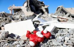 قتيلان و18 جريحا جراء قصف جوي يستهدف قوة حماية وتأمين سرت